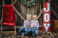 Jeffrey & Christopher Christmas 2016